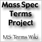 Mass Spectrometry Terms Wiki