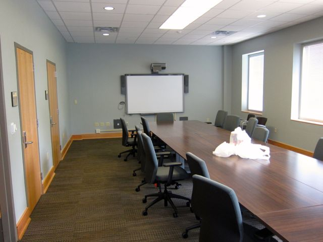 Choppin Annex conference room