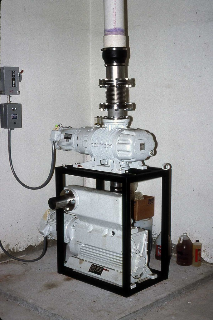 TAMU Roots pump